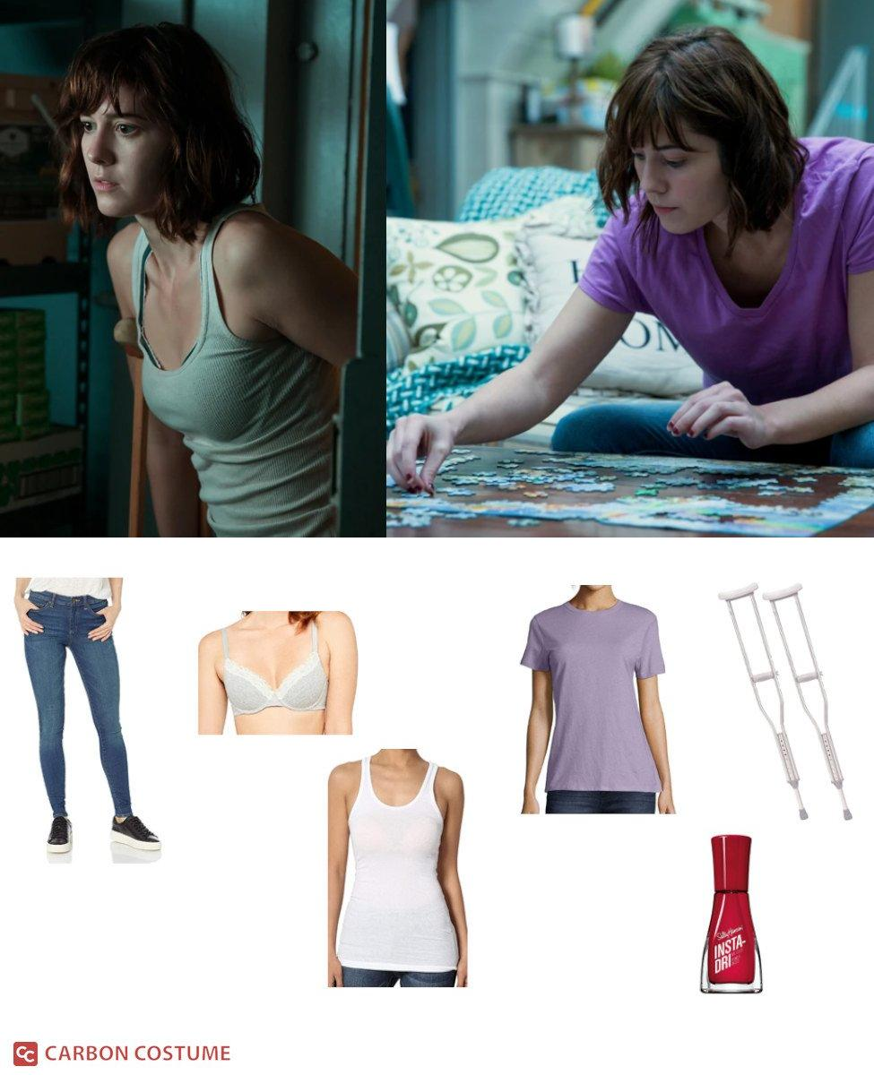 Michelle from 10 Cloverfield Lane Cosplay Guide
