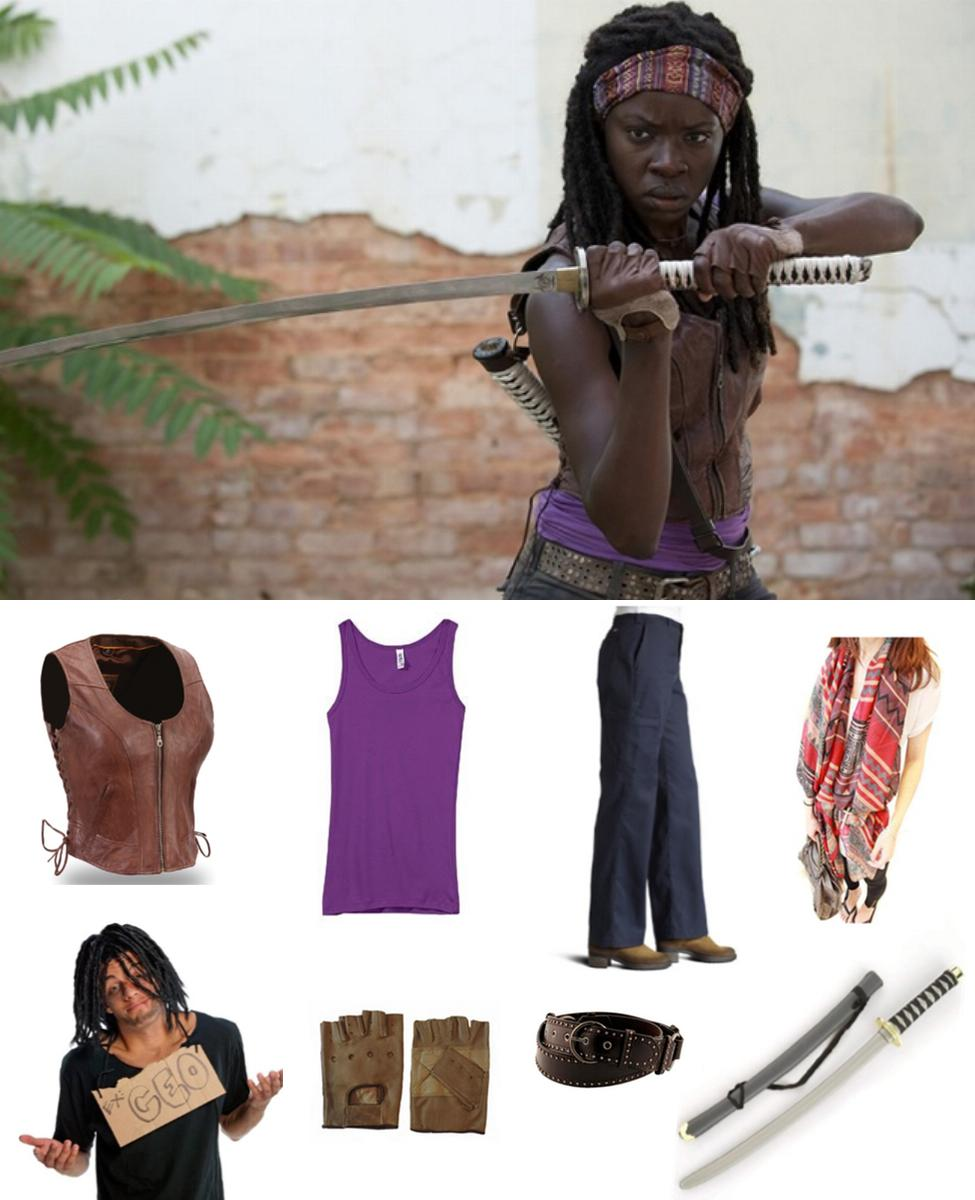 Michonne Cosplay Guide