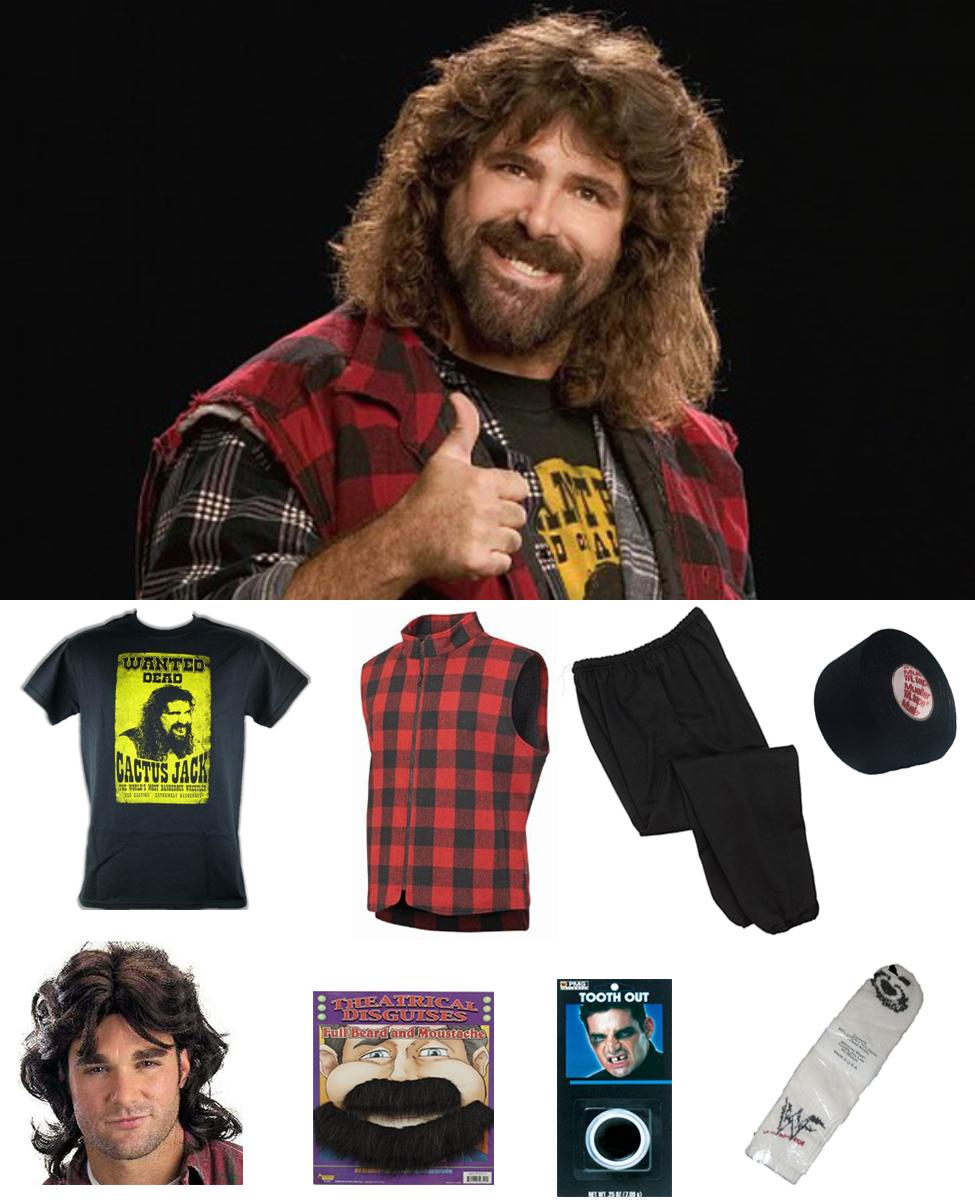 Mick Foley Cosplay Guide