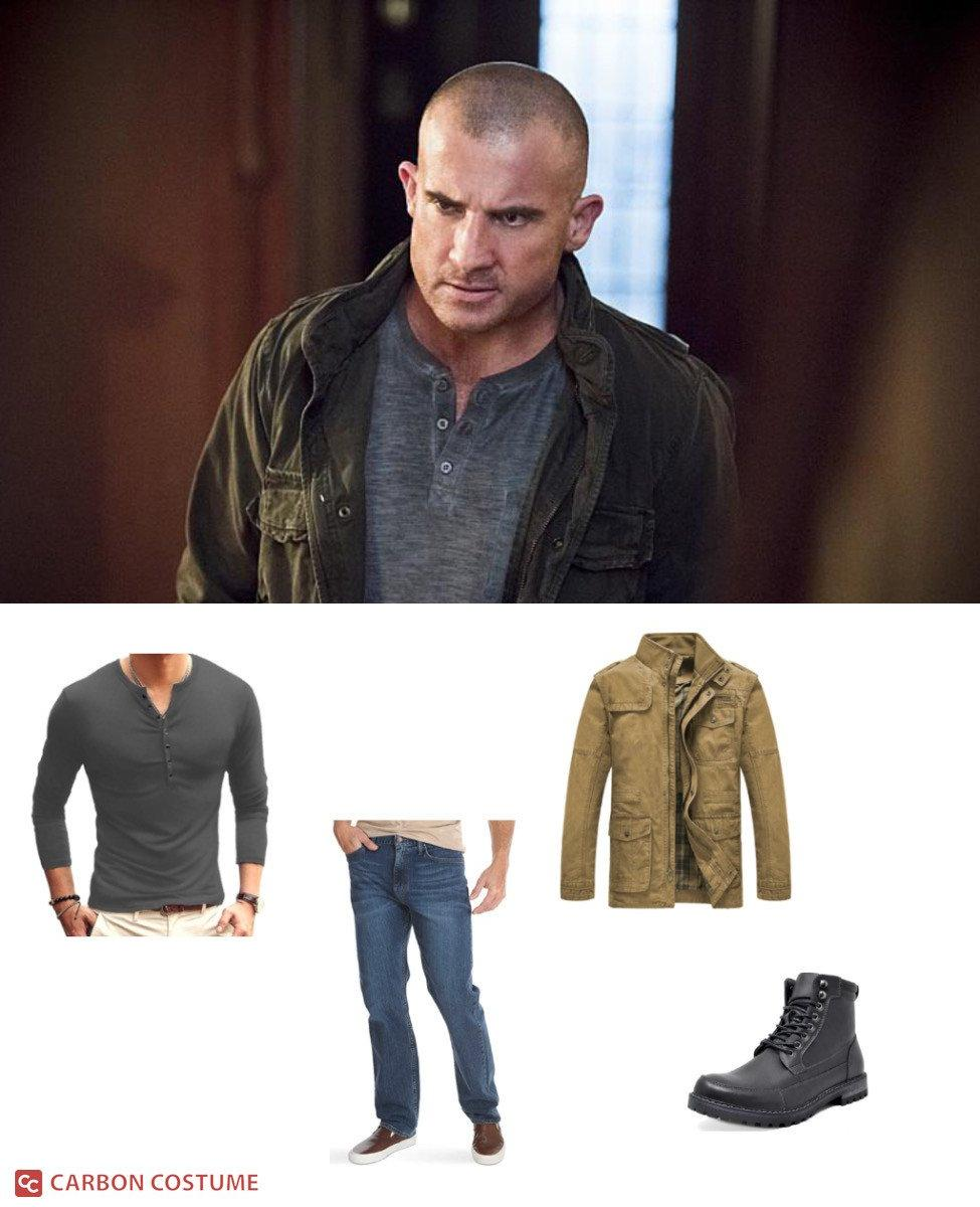 Mick from Legends of Tomorrow Cosplay Guide