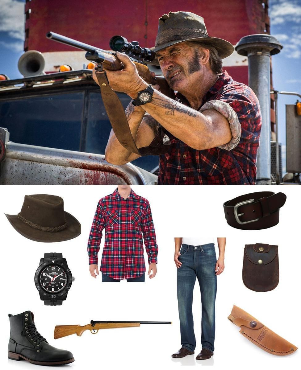 Mick Taylor from Wolf Creek Cosplay Guide