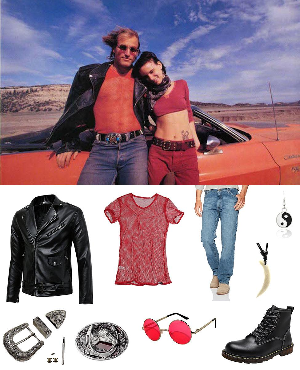Mickey Knox from Natural Born Killers Cosplay Guide