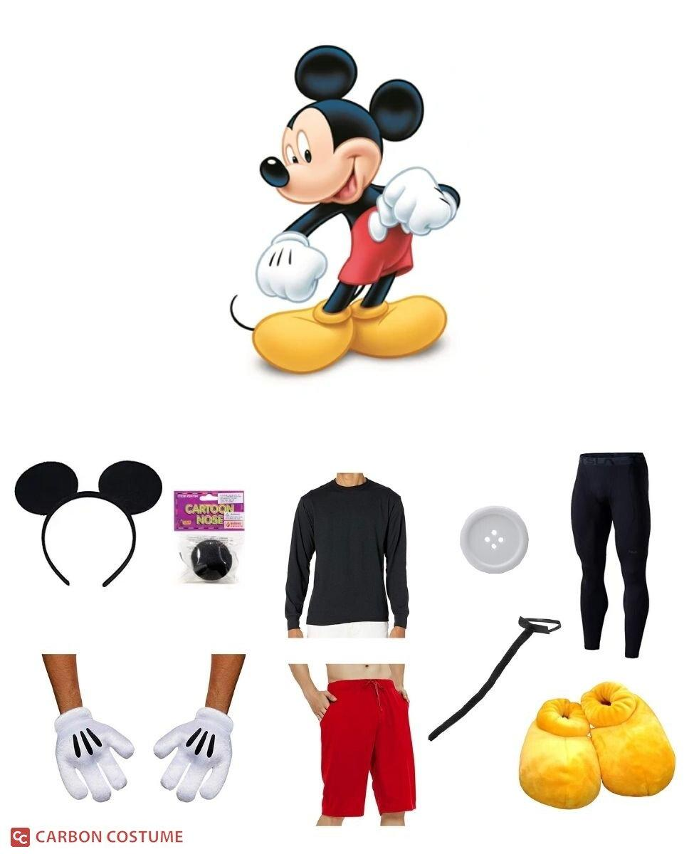 Mickey Mouse Cosplay Guide