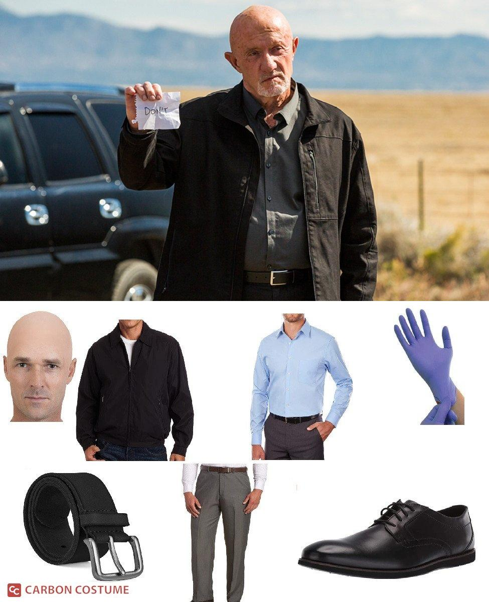 Mike Ehrmantraut from Breaking Bad Cosplay Guide
