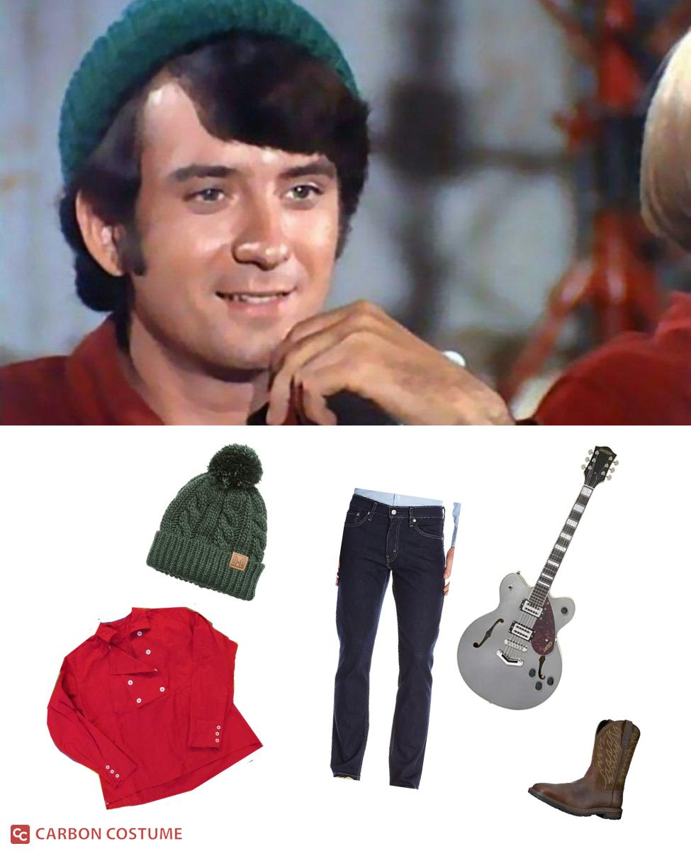 Mike from The Monkees Cosplay Guide