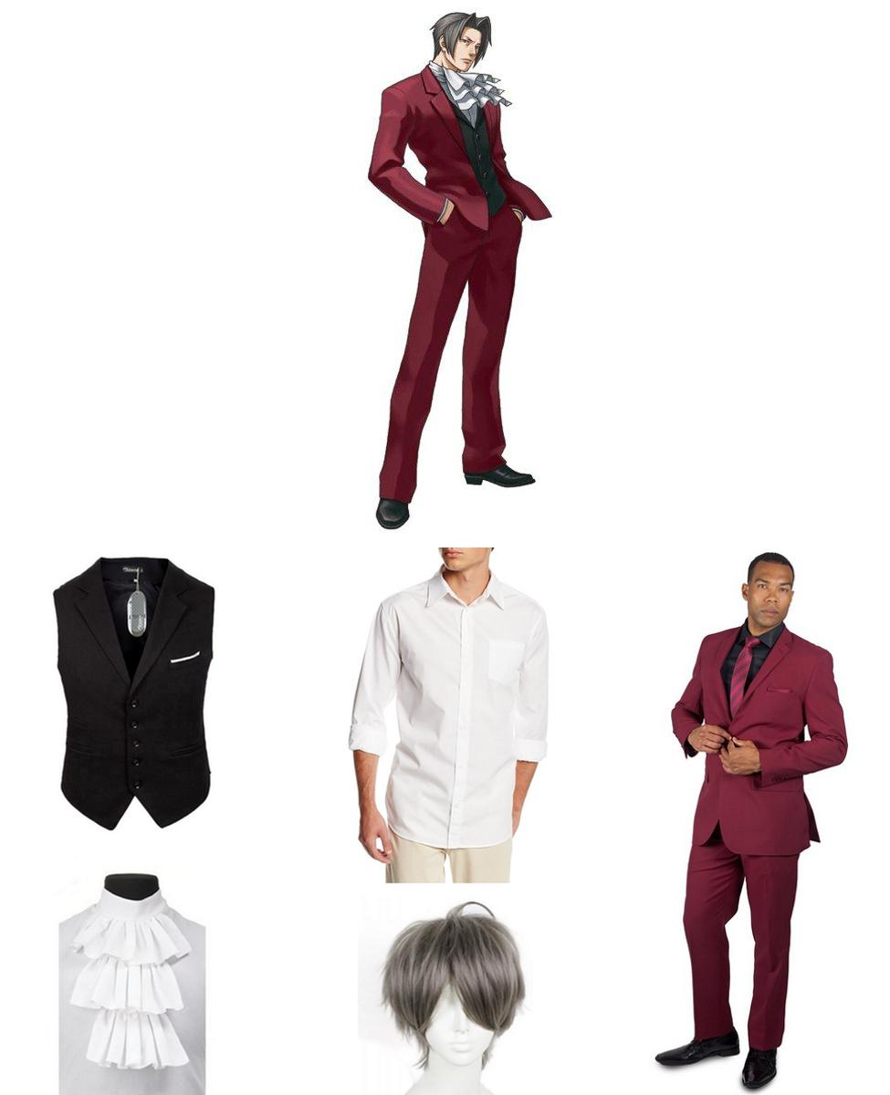 Miles Edgeworth Cosplay Guide