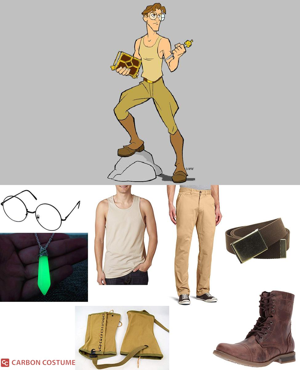 Milo Thatch Cosplay Guide