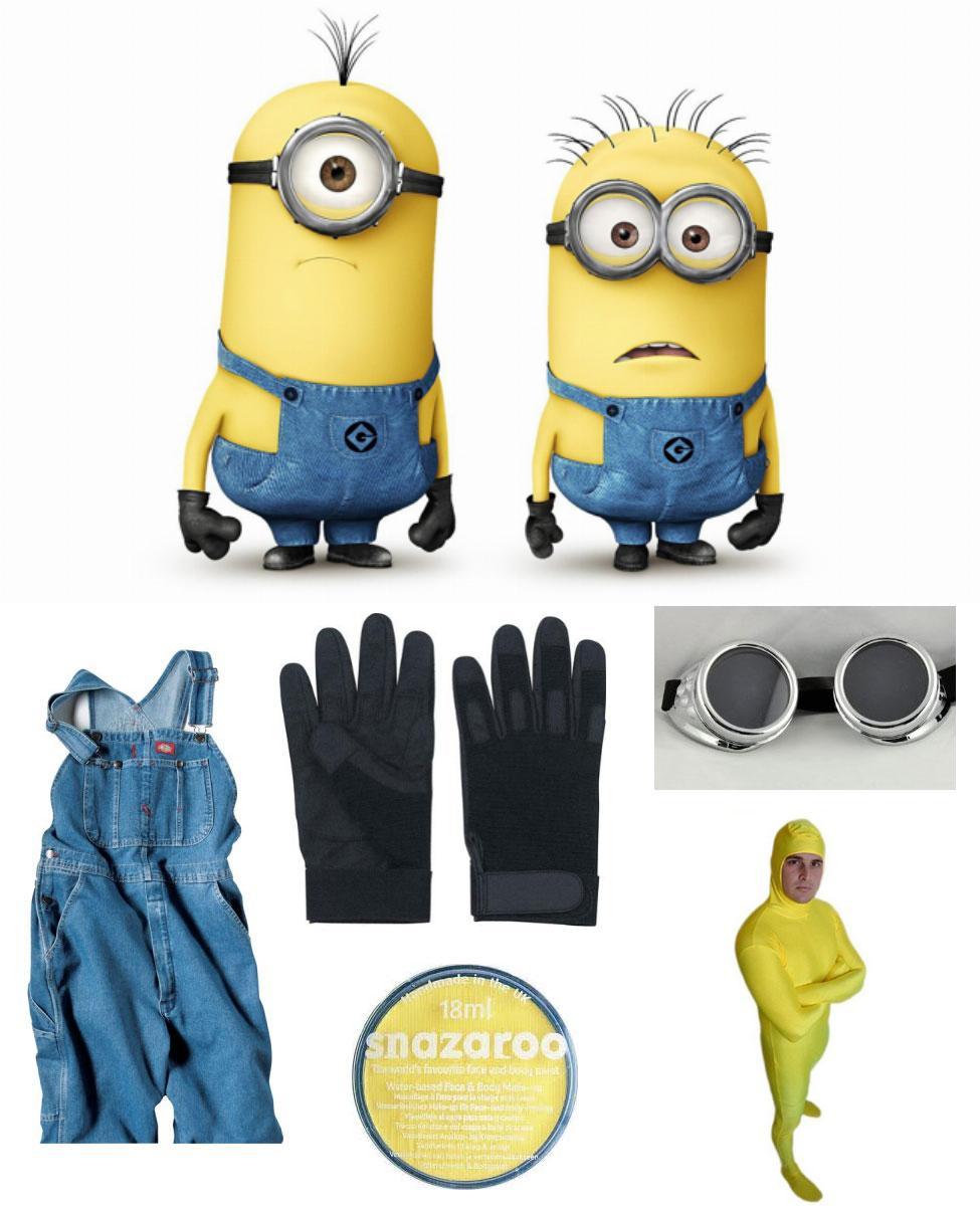 Minion Cosplay Guide