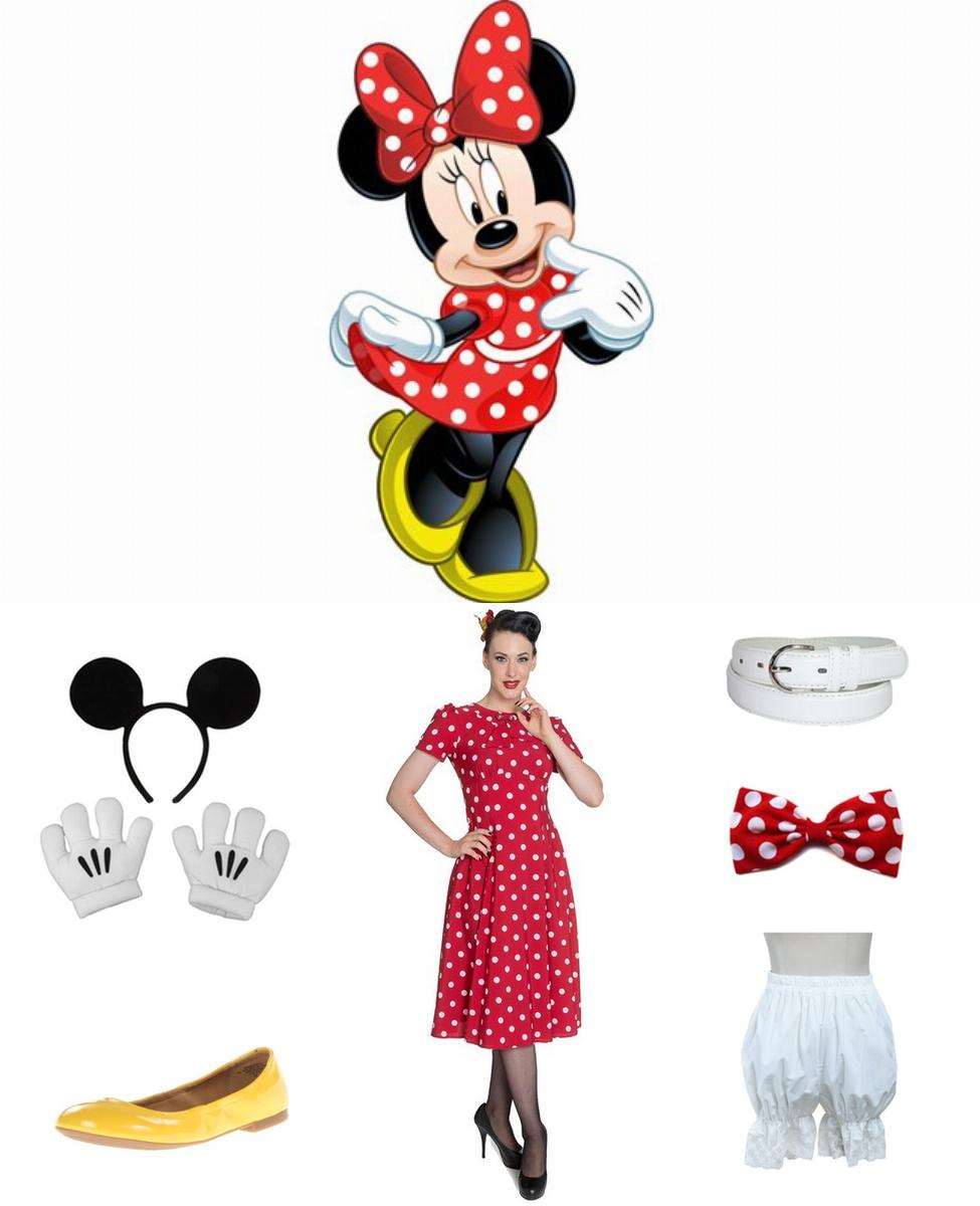 Minnie Mouse Cosplay Guide