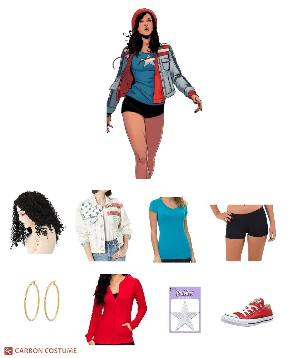 Miss America (America Chavez) Cosplay Guide