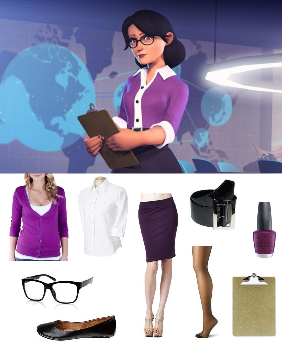 Miss Pauling Cosplay Guide