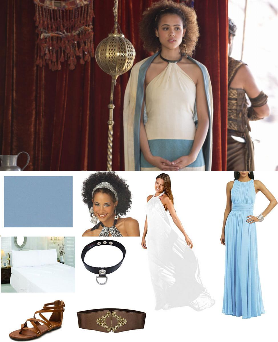 Missandei Cosplay Guide