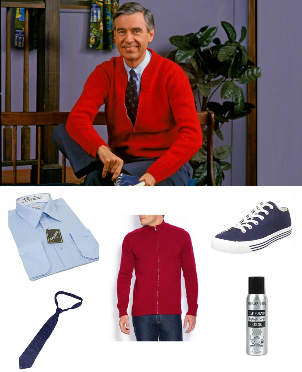 Mister Rogers Cosplay Guide