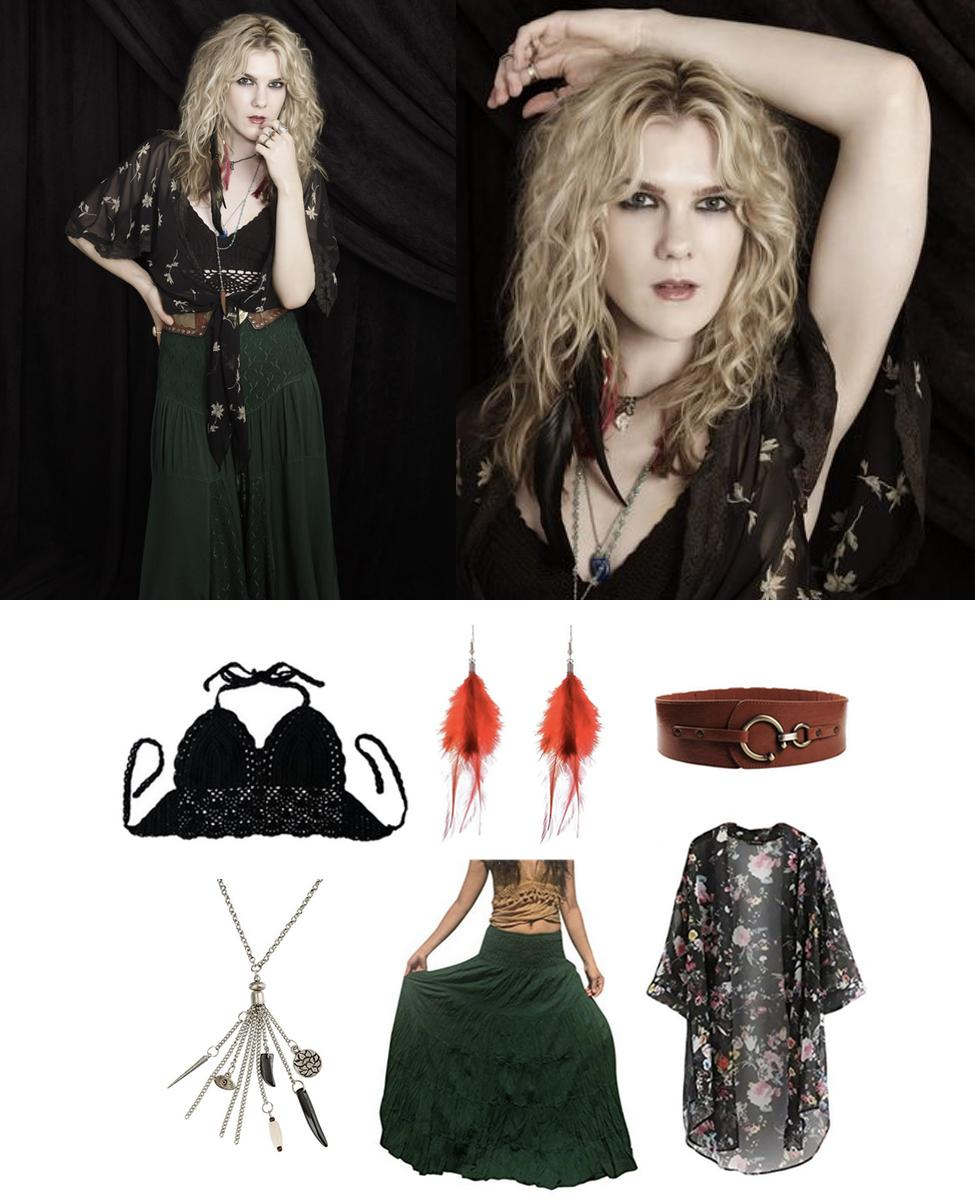 Misty Day from AHS: Coven Cosplay Guide