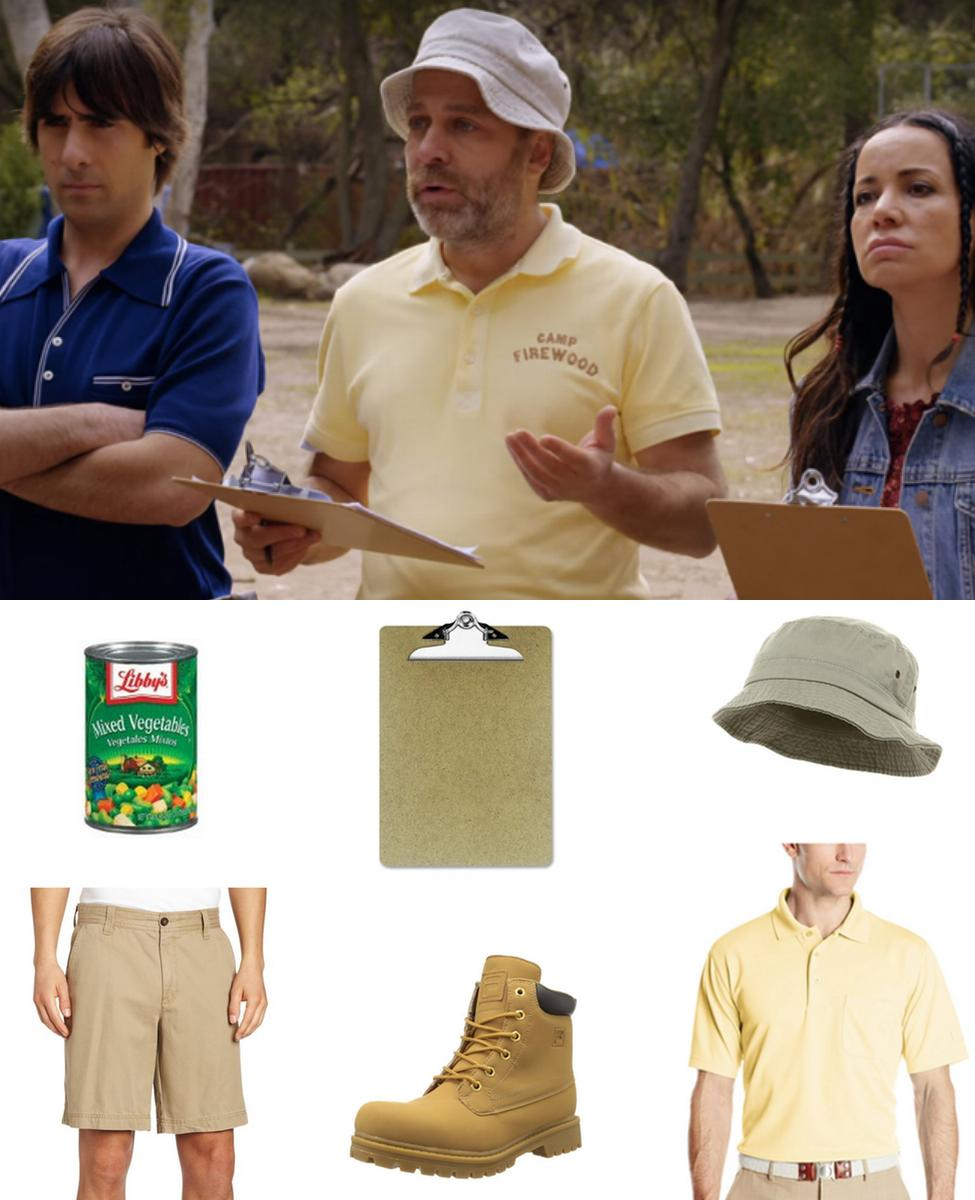 Mitch from Wet Hot American Summer Cosplay Guide