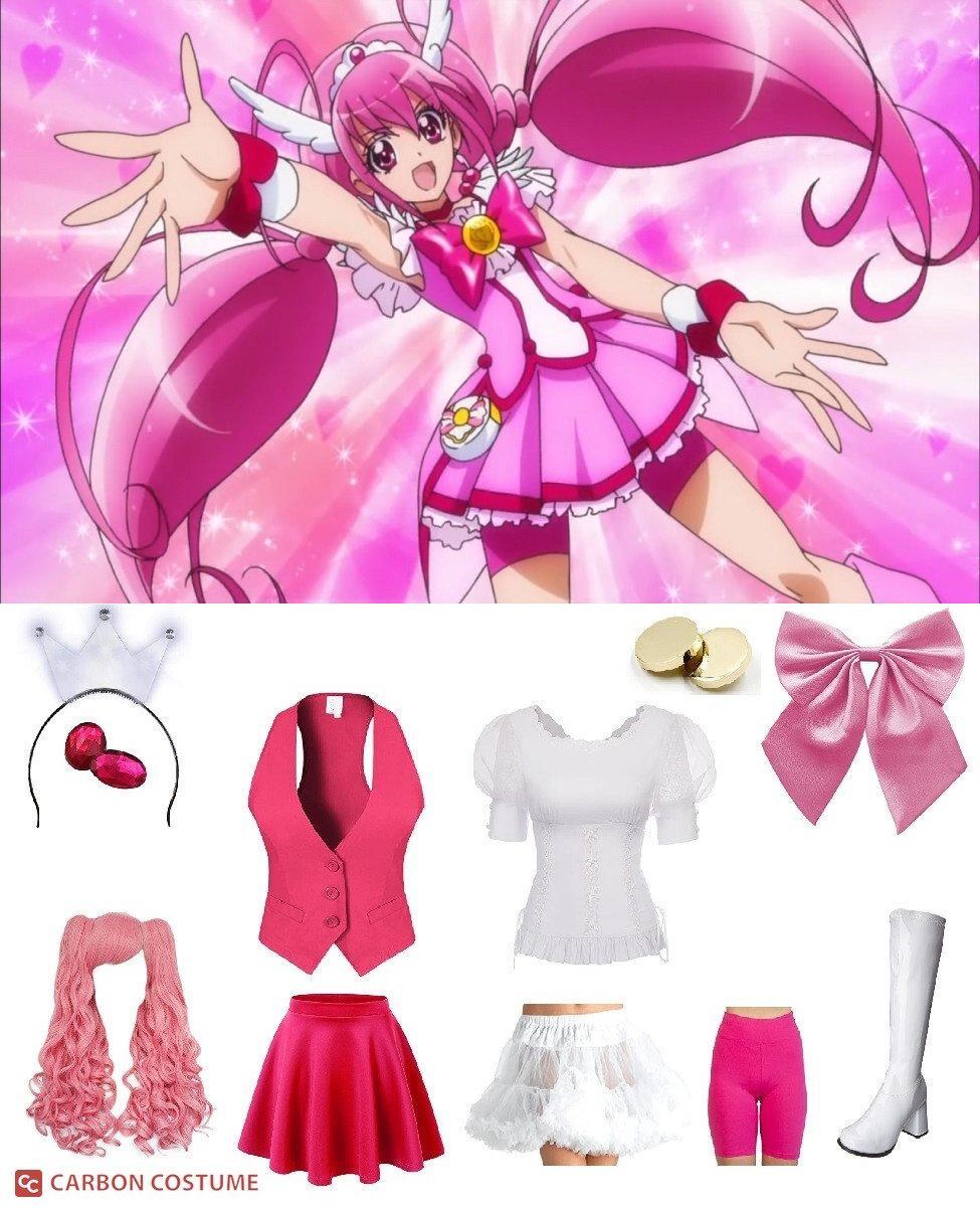 Miyuki Hoshizora from Pretty Cure Cosplay Guide