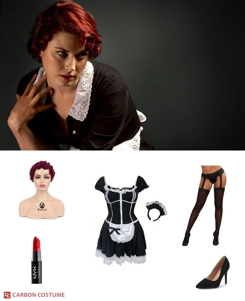 Moira O'Hara from American Horror Story Cosplay Guide