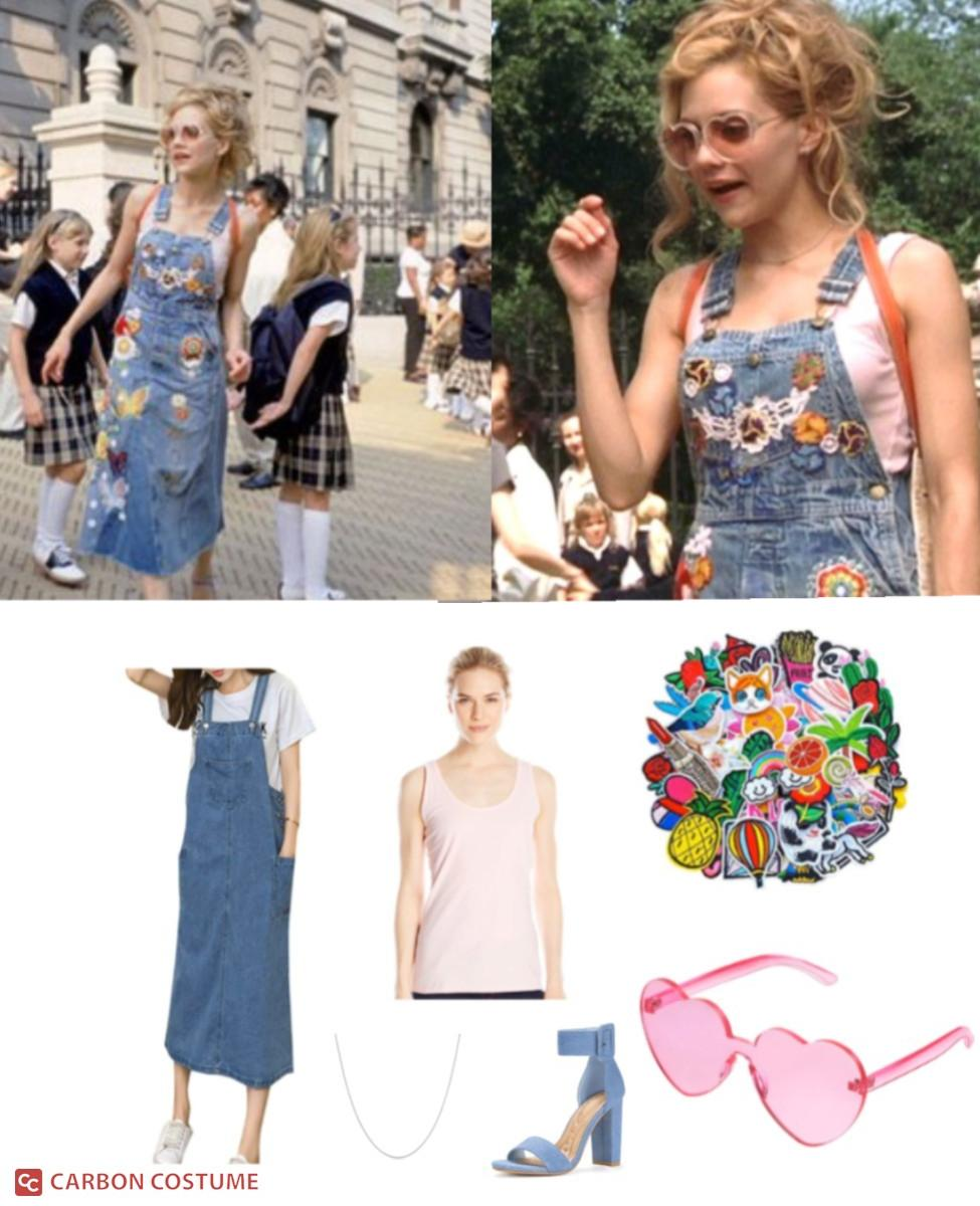 Molly Gunn from Uptown Girls Cosplay Guide