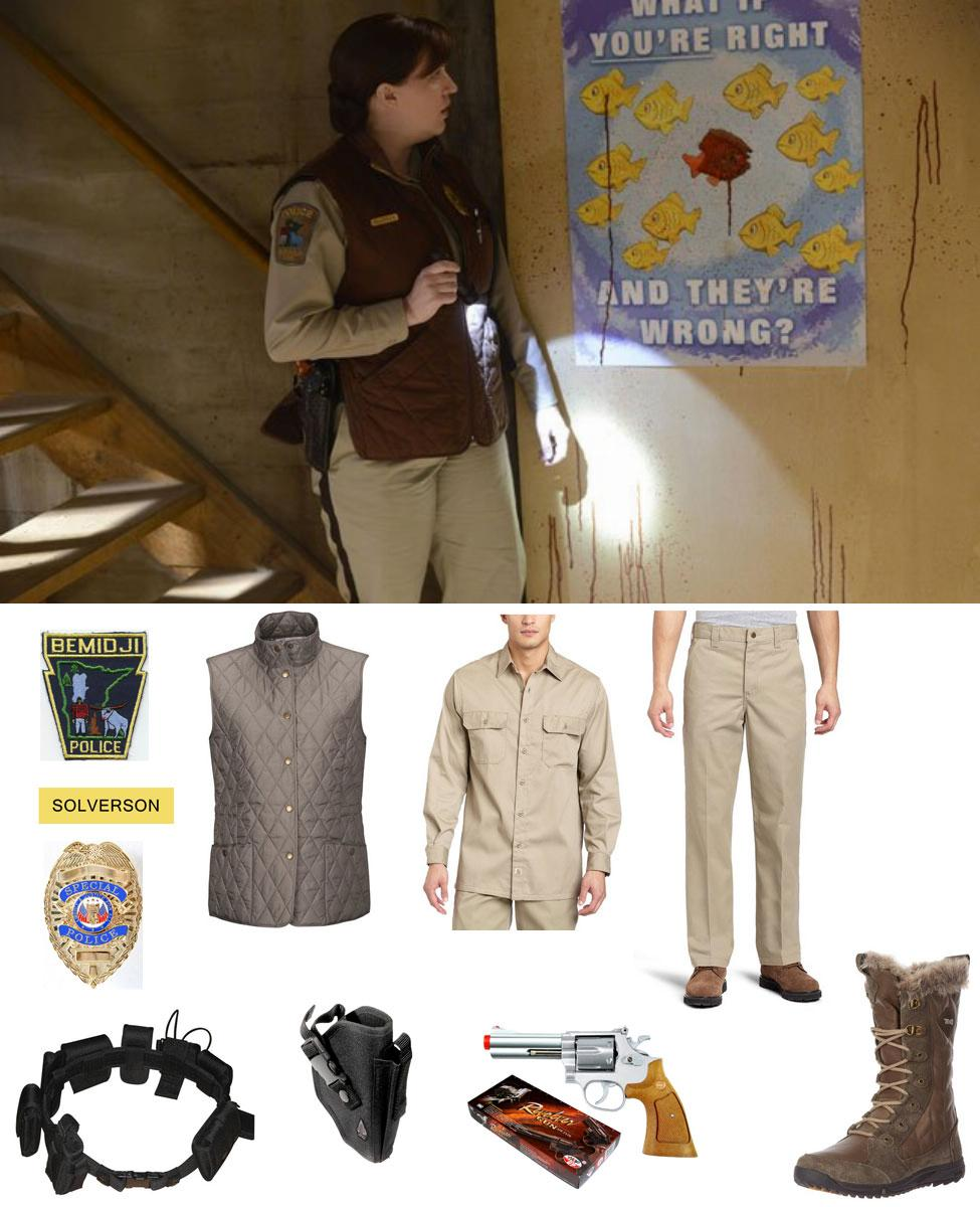 Molly Solverson Cosplay Guide