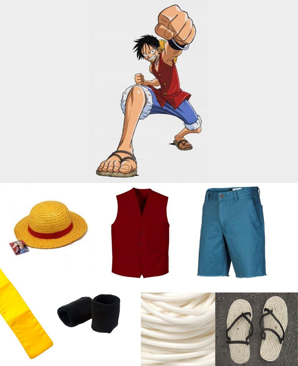 Monkey D. Luffy Cosplay Guide