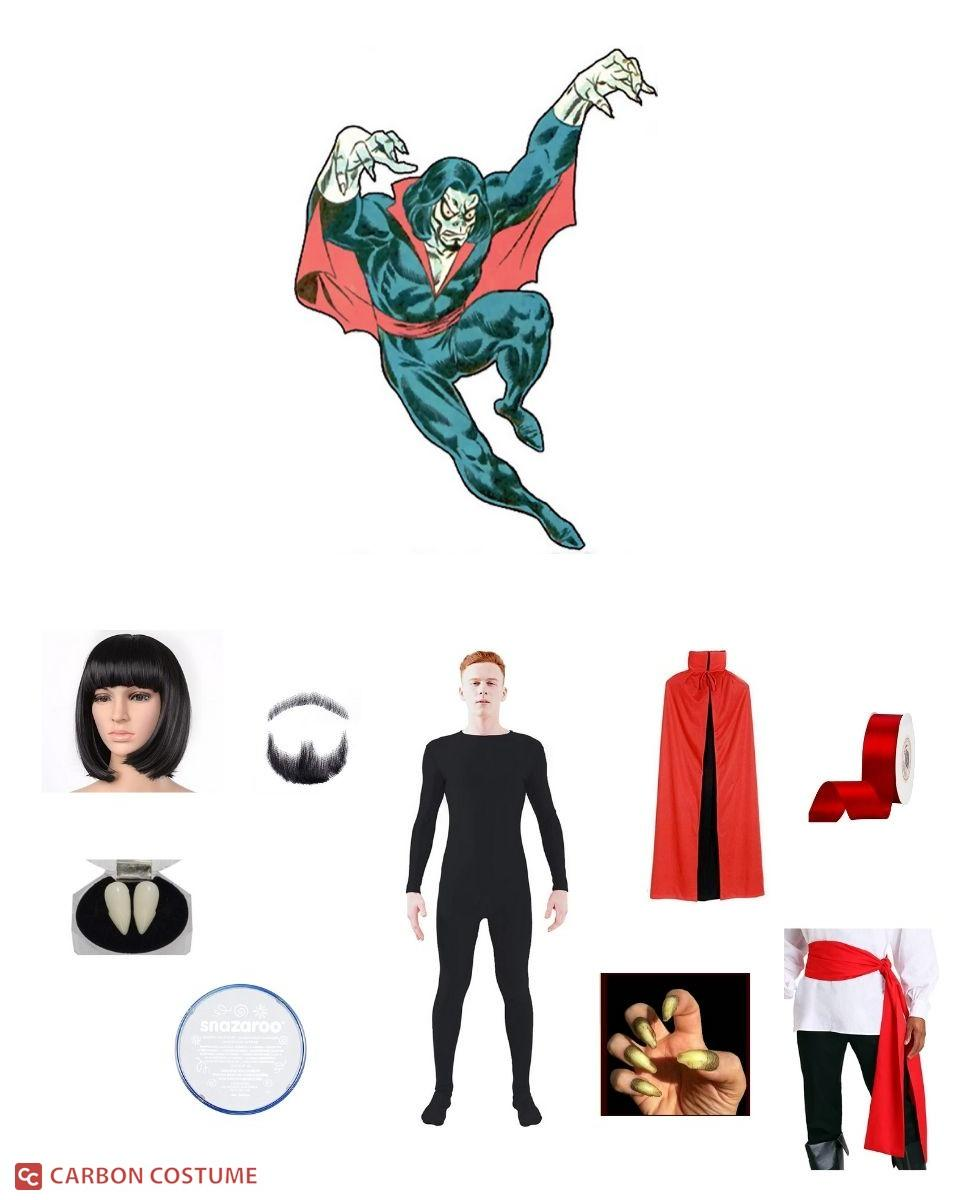 Morbius Cosplay Guide