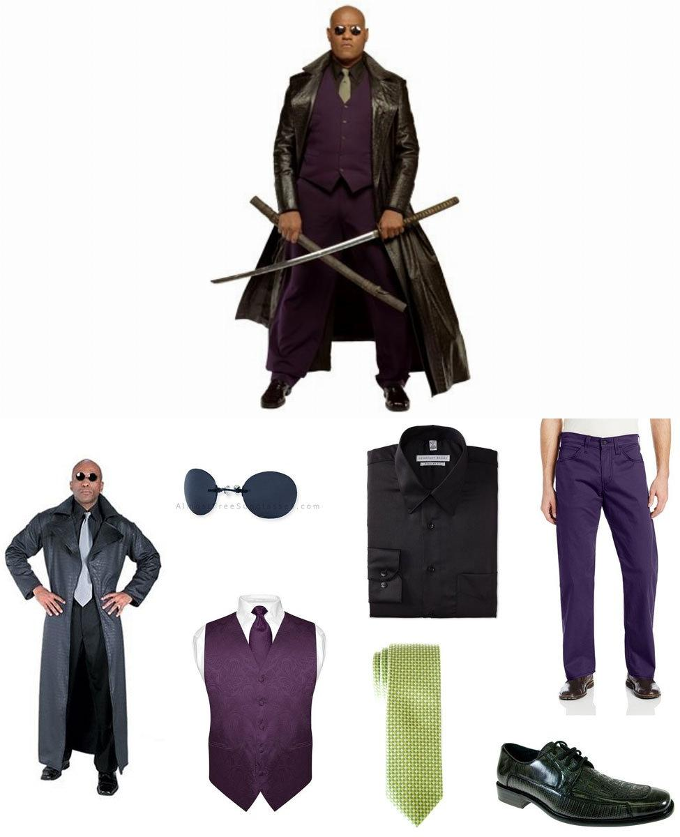 Morpheus Cosplay Guide