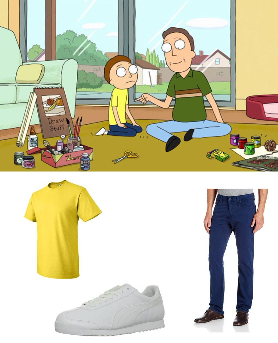Morty Smith Cosplay Guide