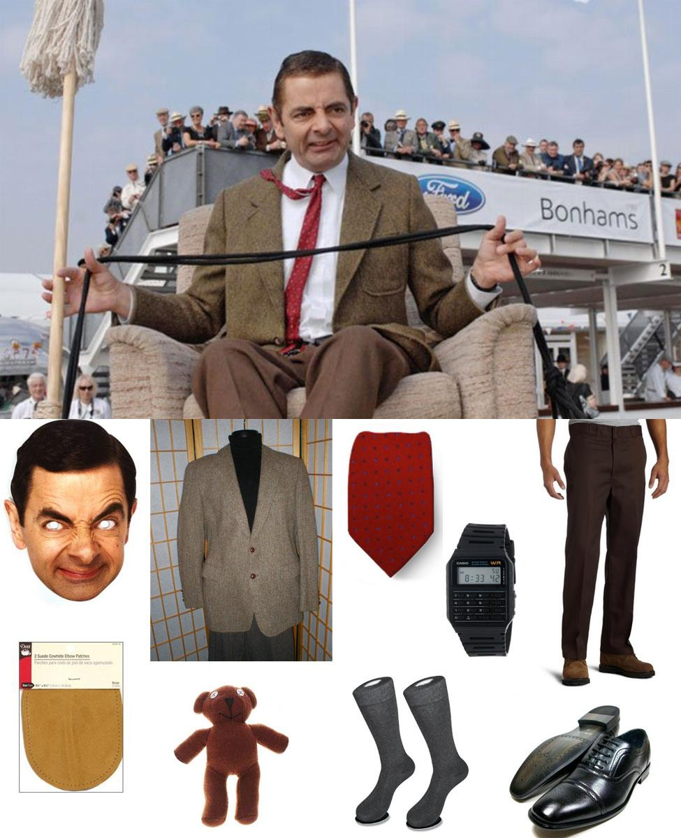 Mr. Bean Cosplay Guide