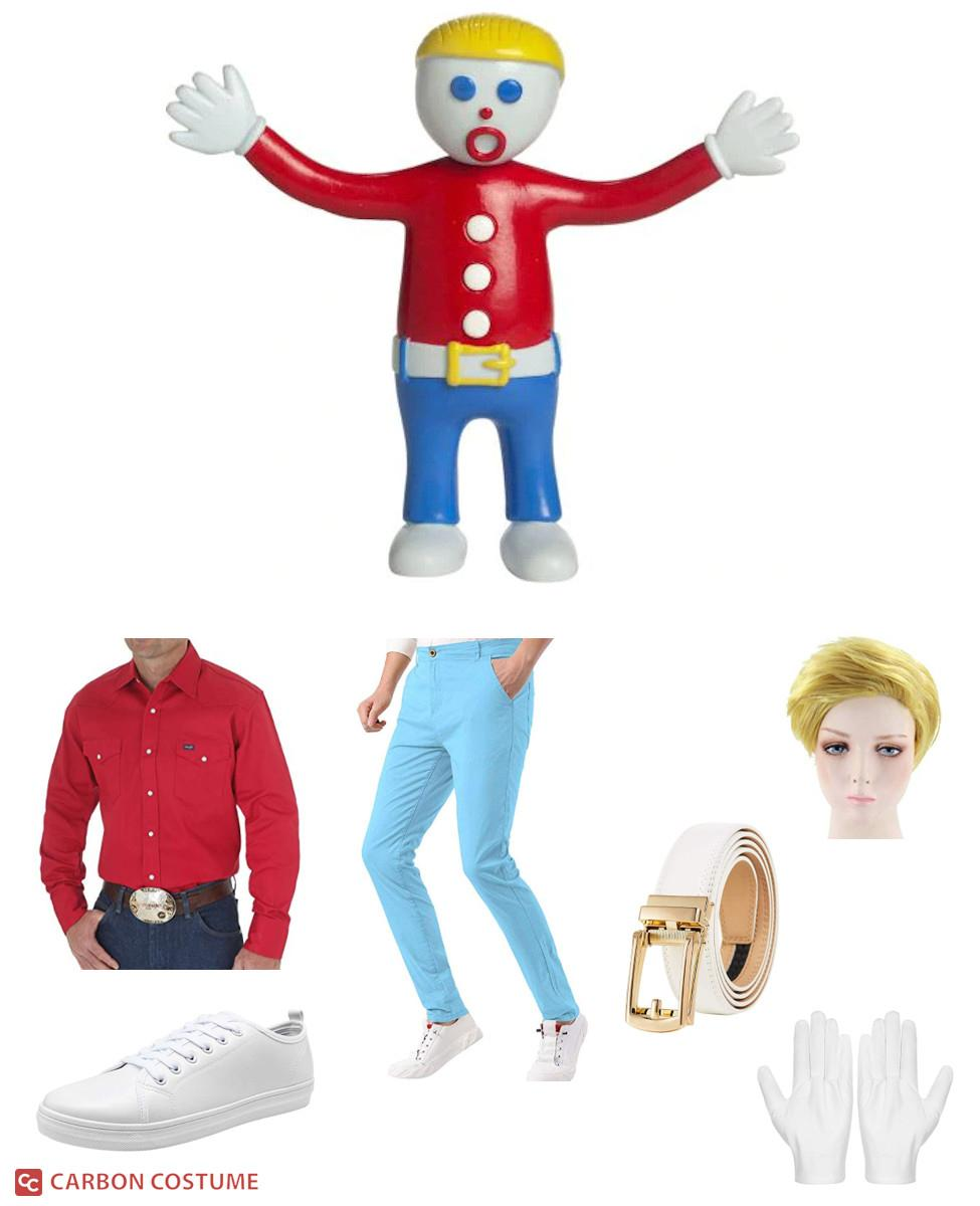 Mr. Bill from SNL Cosplay Guide