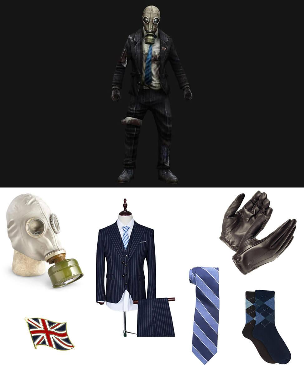 Mr. Foster Cosplay Guide