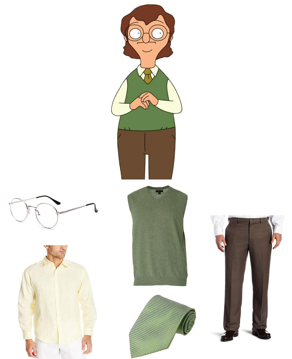 Mr. Frond Cosplay Guide