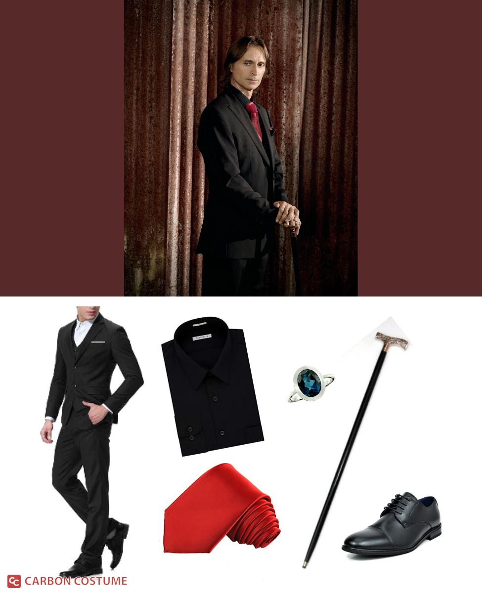 Mr. Gold from Once Upon a Time Cosplay Guide