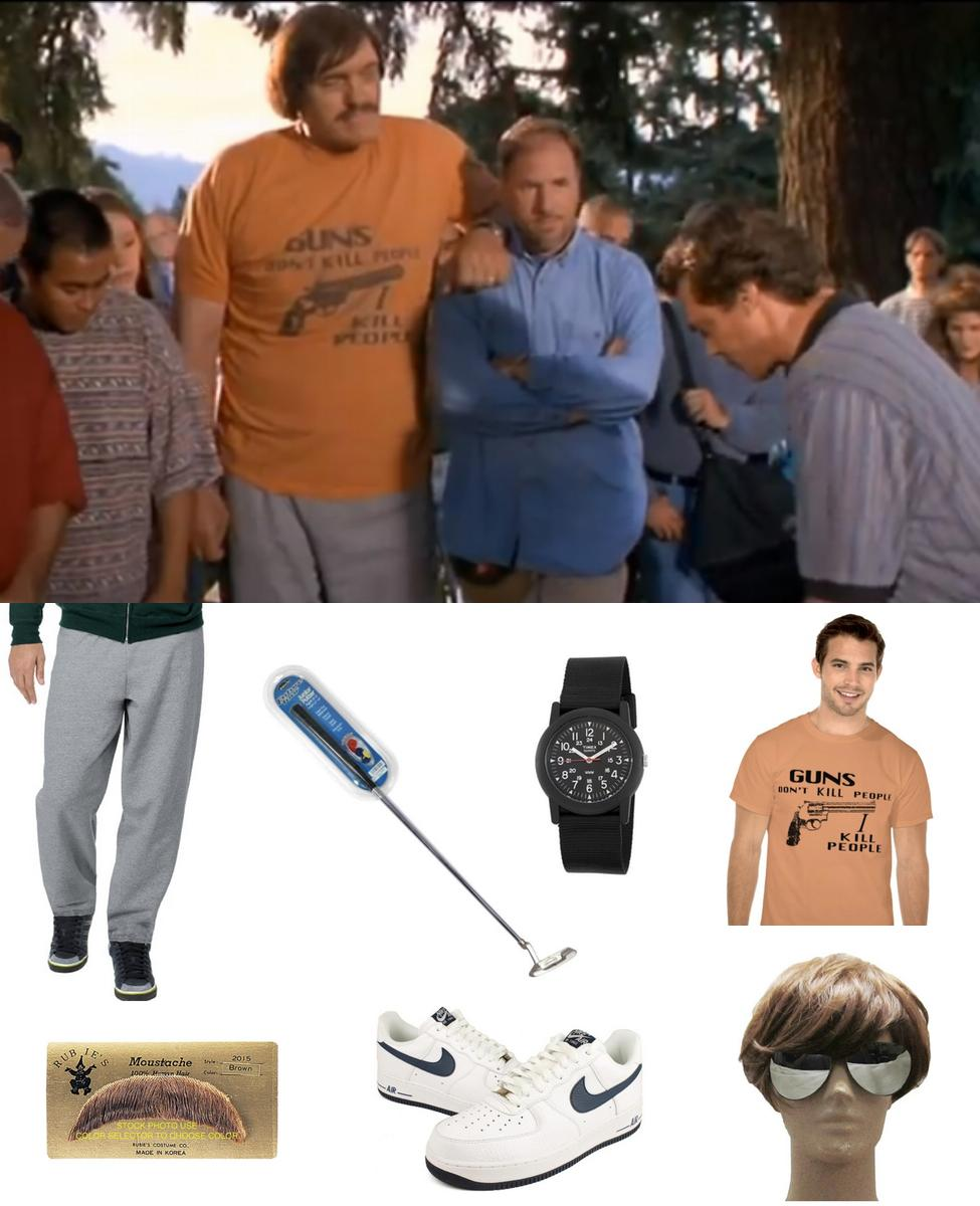 Mr. Larson from Happy Gilmore Cosplay Guide