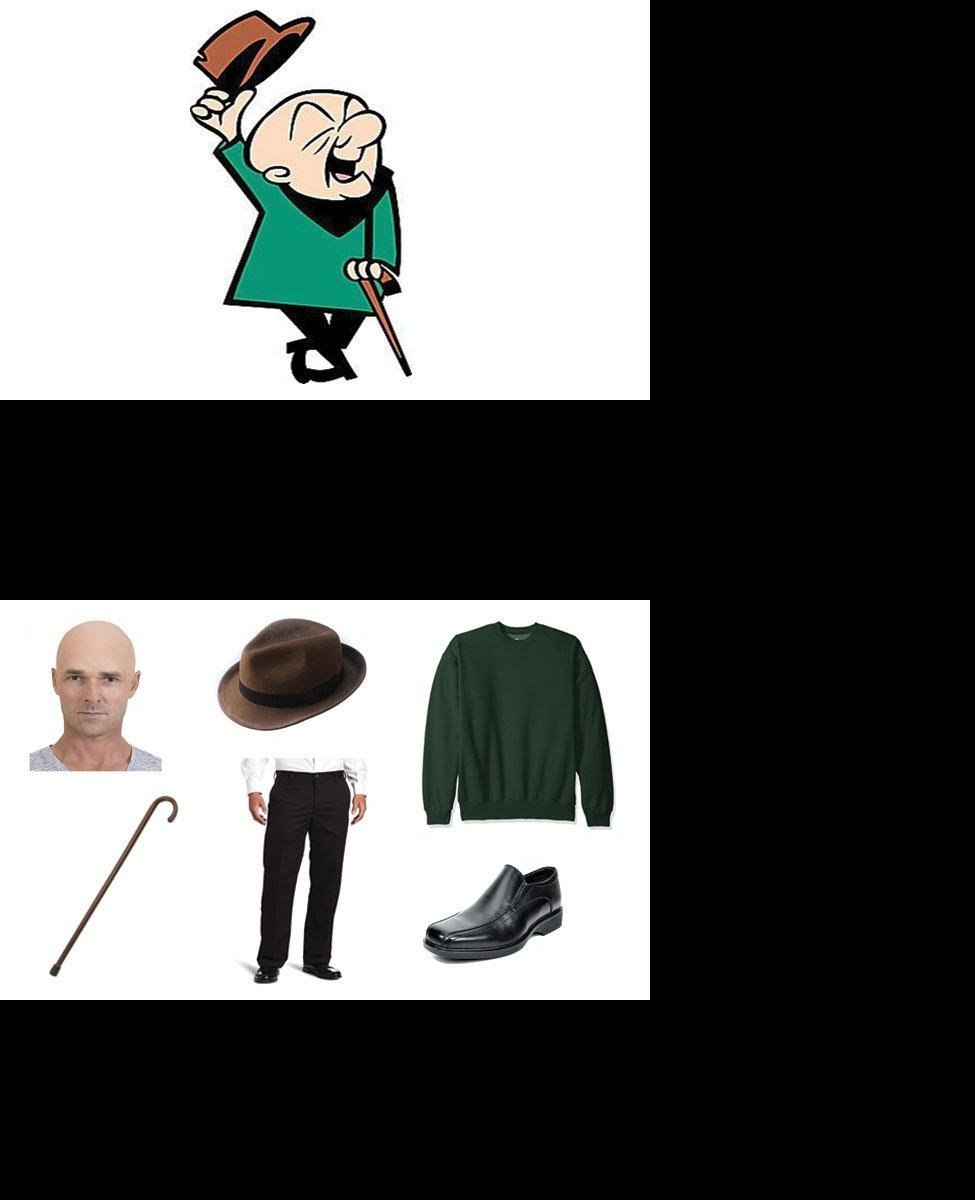 Mr. Magoo Cosplay Guide