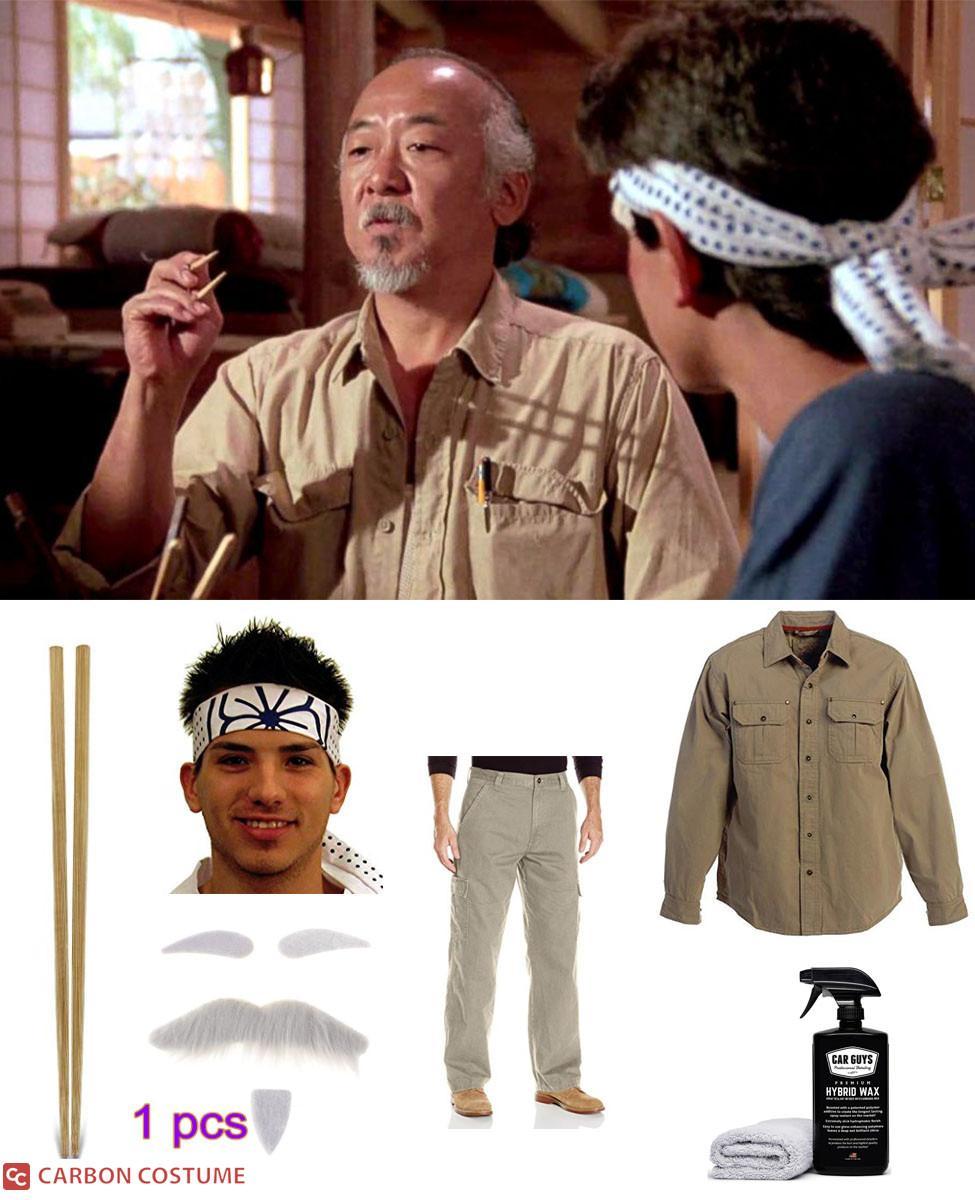Mr. Miyagi Cosplay Guide