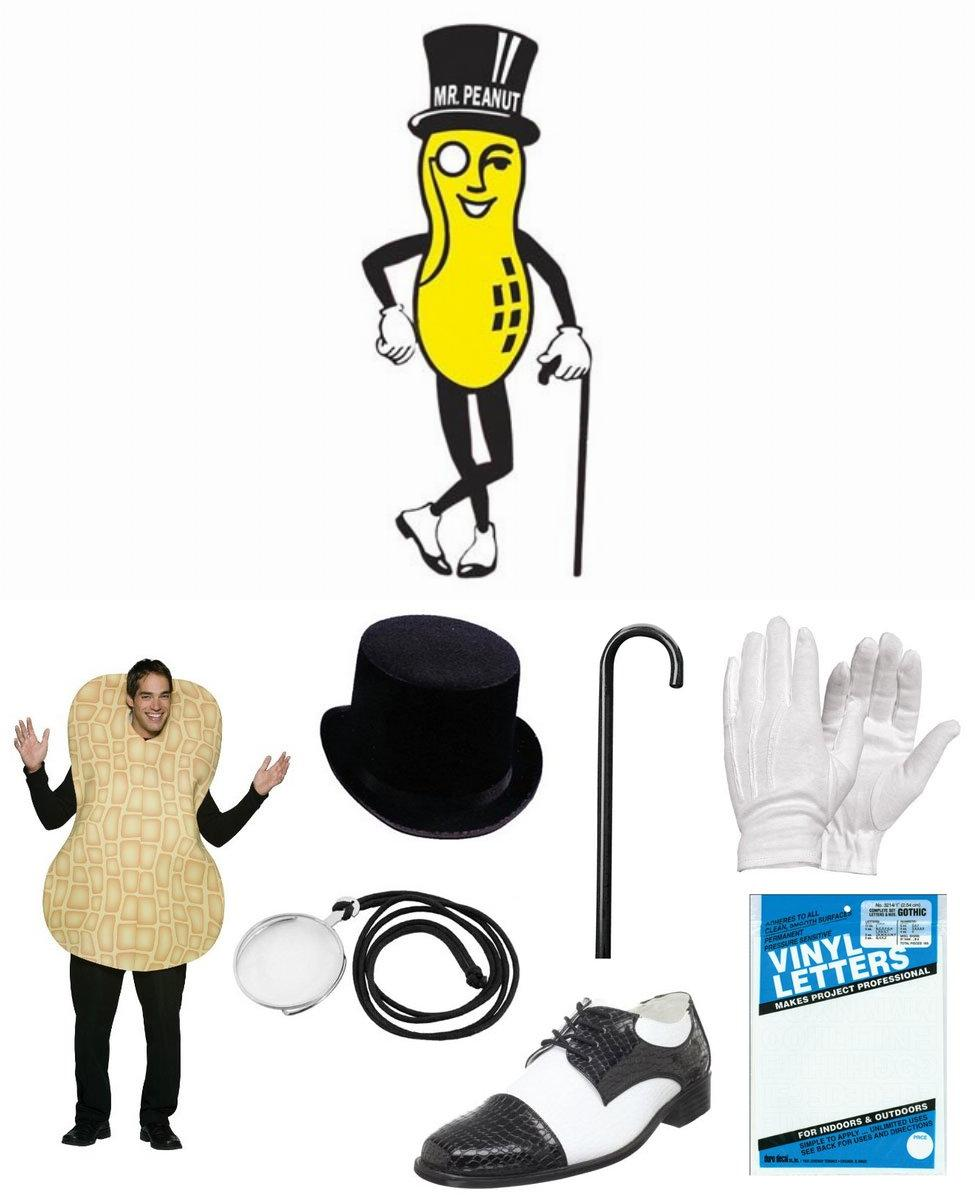 Mr. Peanut Cosplay Guide