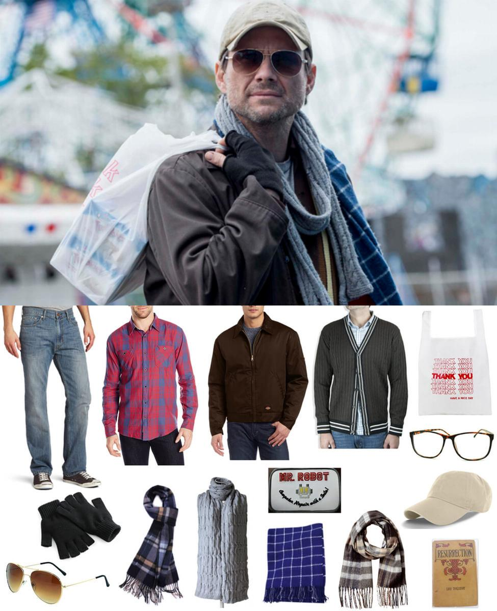 Mr. Robot Cosplay Guide