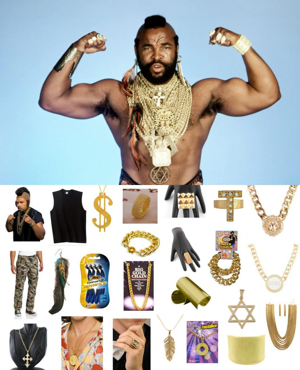 Mr. T Cosplay Guide