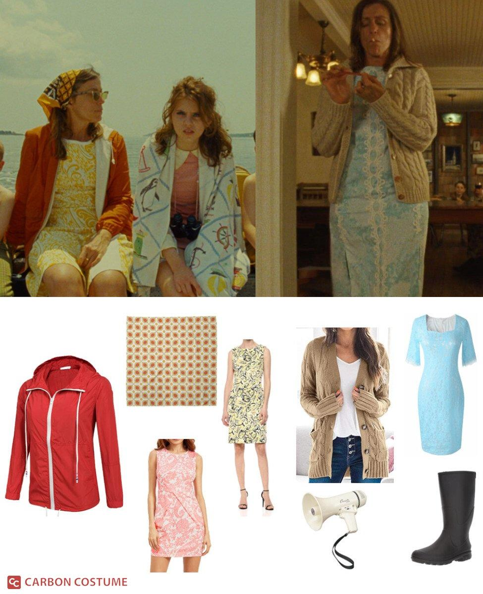 Mrs. Bishop from Moonrise Kingdom Cosplay Guide