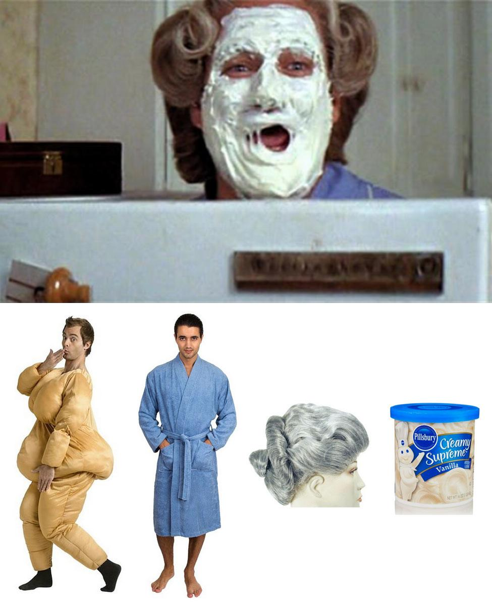Mrs. Doubtfire Cosplay Guide