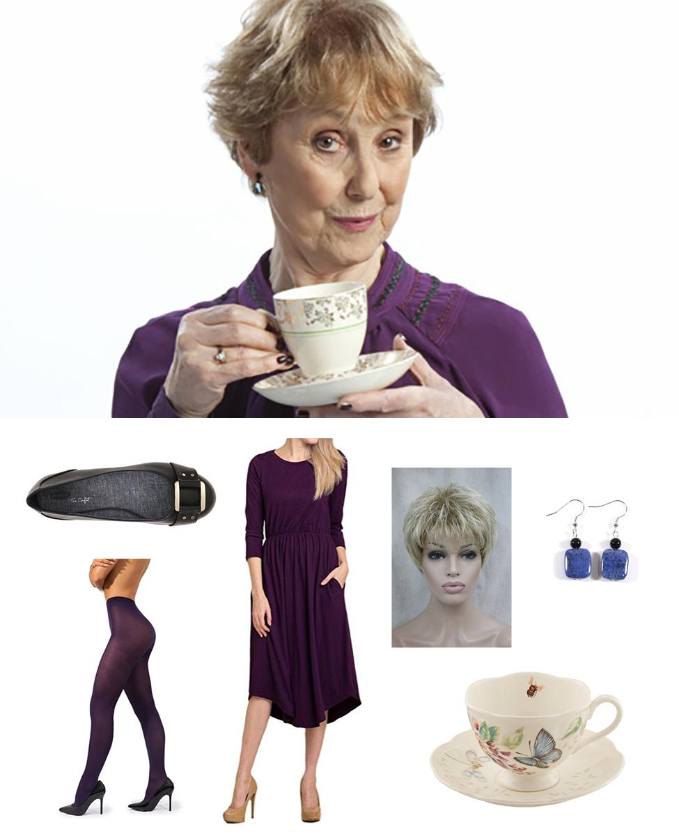Mrs. Hudson (BBC) Cosplay Guide