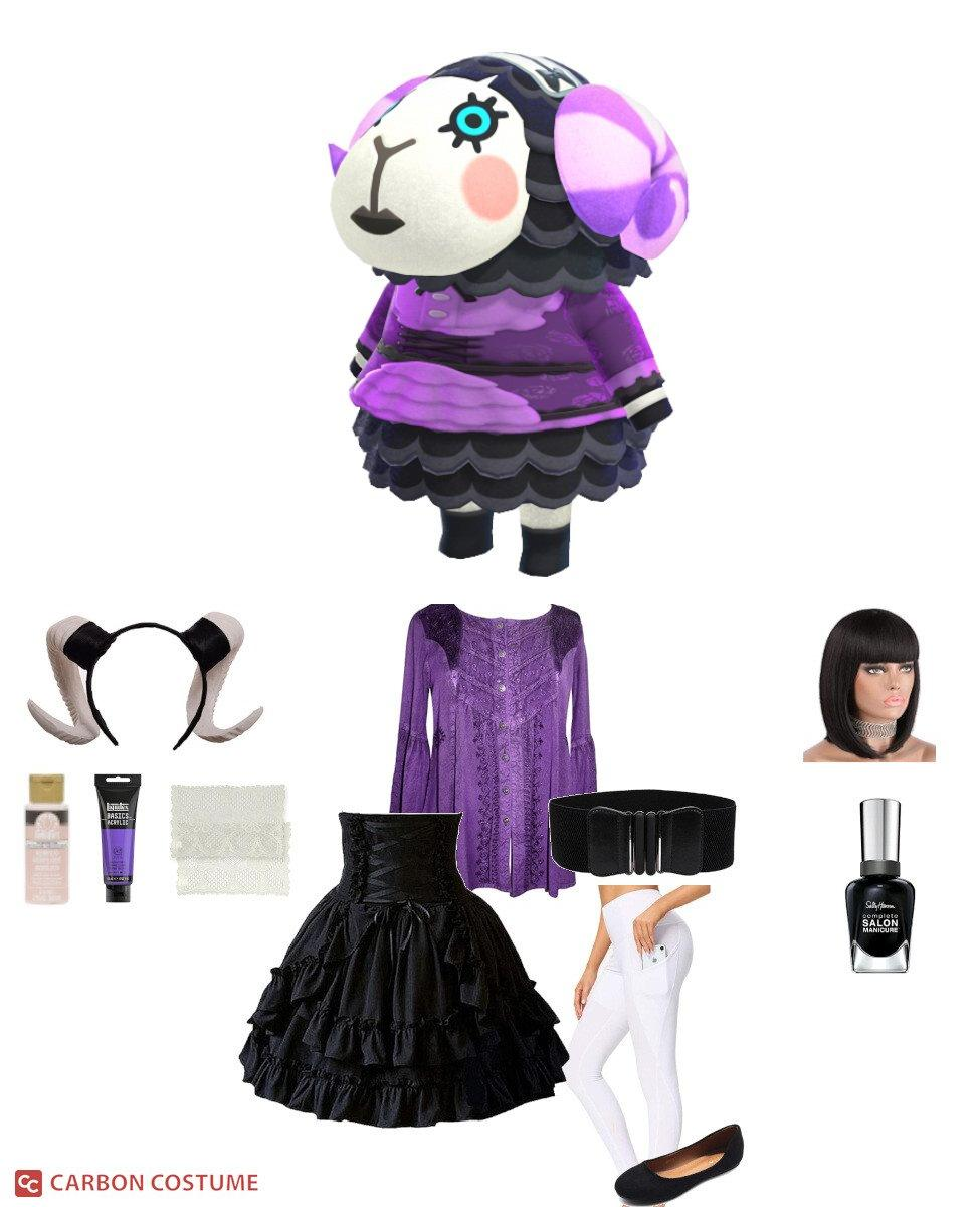 Muffy from Animal Crossing Cosplay Guide