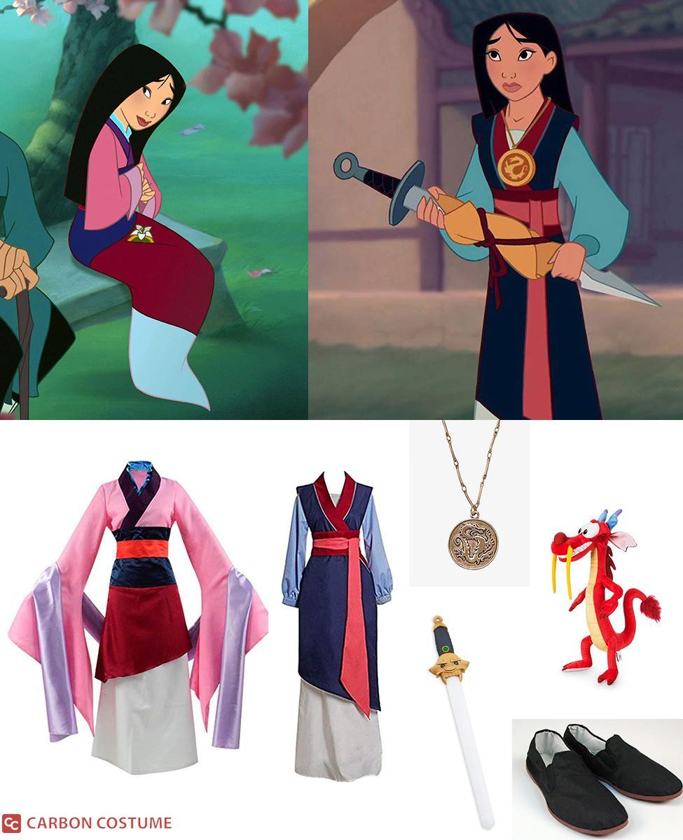 Mulan Cosplay Guide