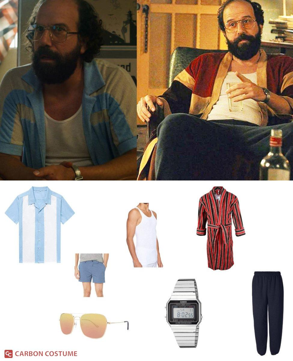 Murray Bauman from Stranger Things Cosplay Guide
