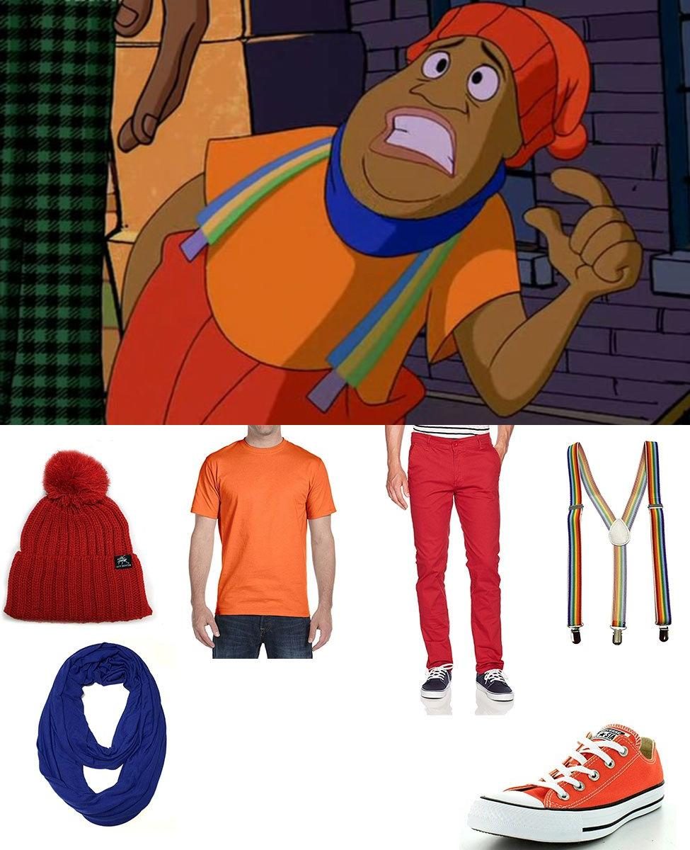 Mushmouth from Fat Albert Cosplay Guide
