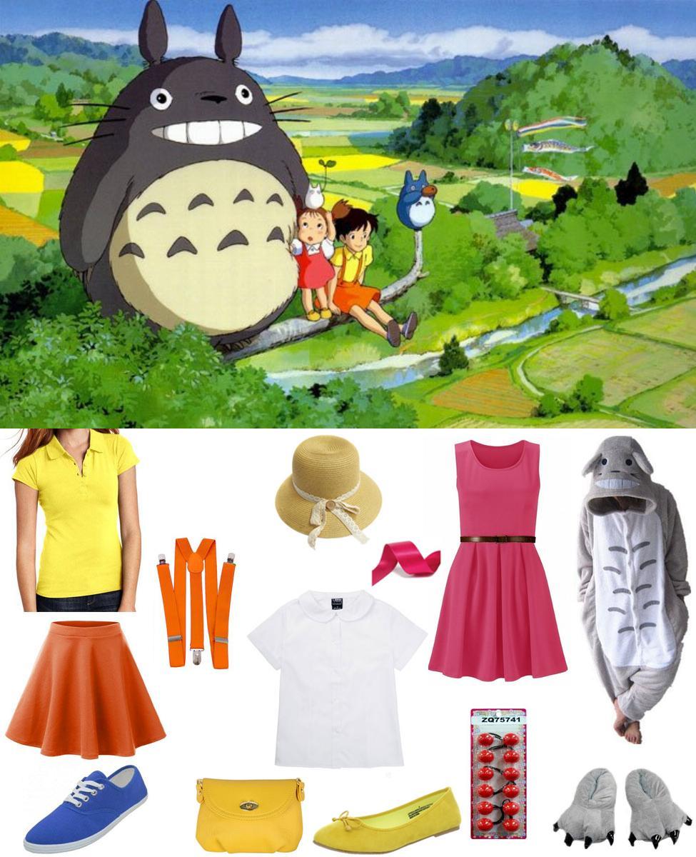 My Neighbor Totoro Cosplay Guide