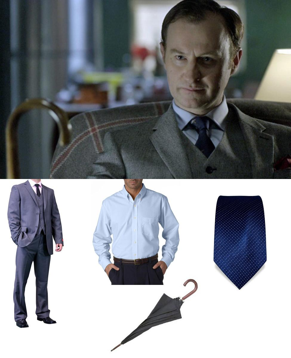 Mycroft Holmes Cosplay Guide