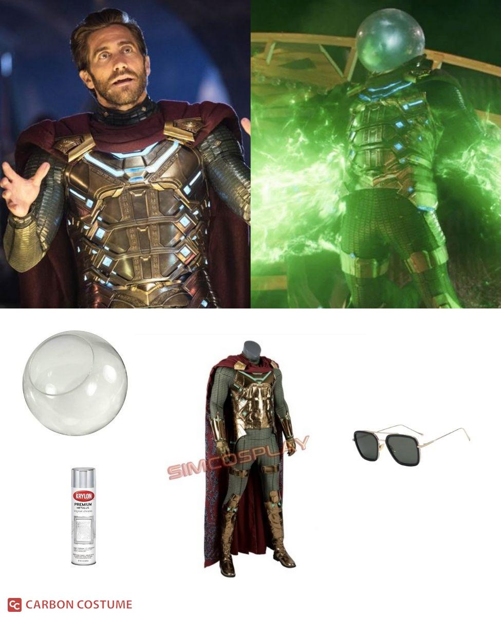 Mysterio from Spider-Man: Far From Home Cosplay Guide