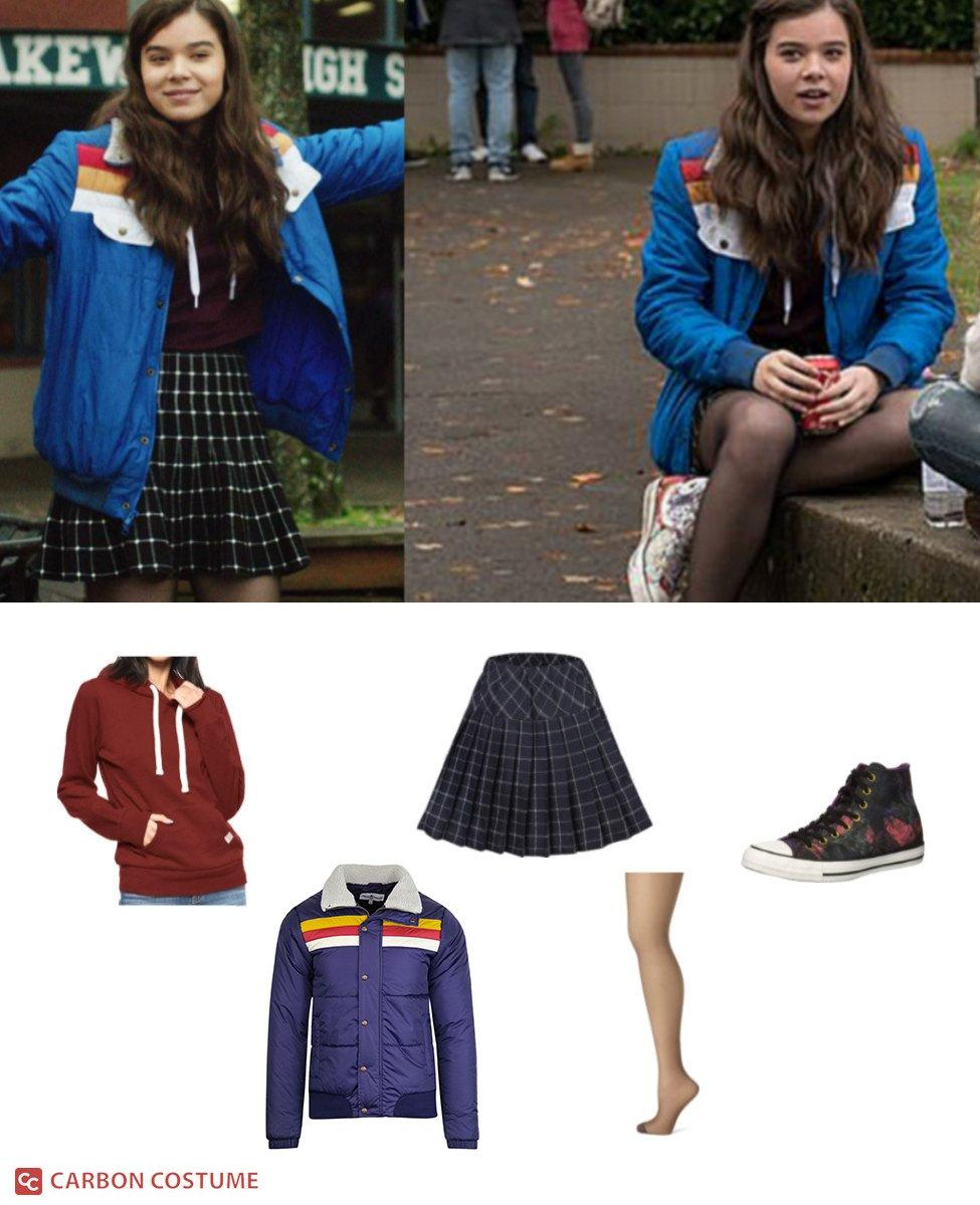 Nadine from Edge of Seventeen Cosplay Guide