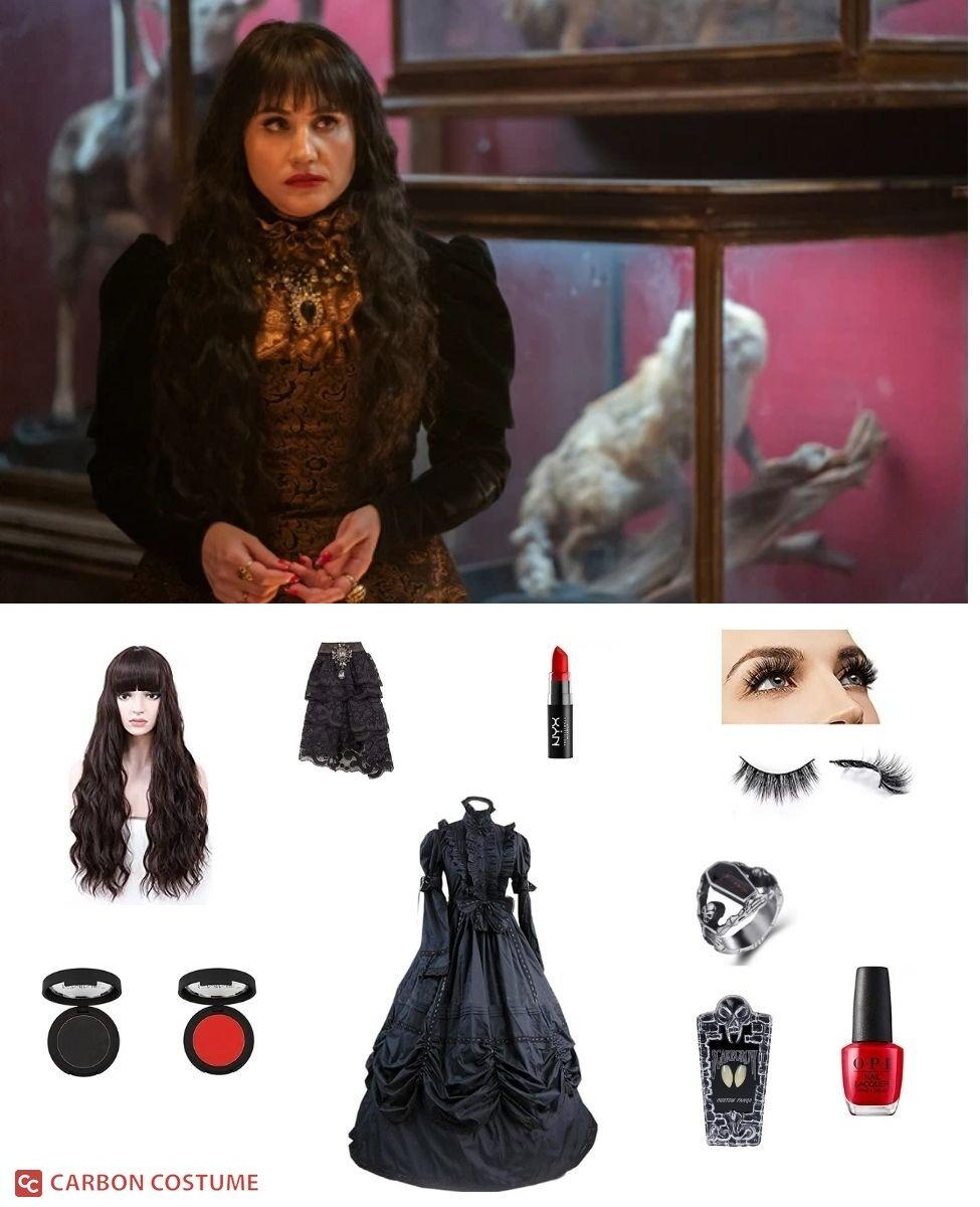 Nadja from What We Do in the Shadows Cosplay Guide